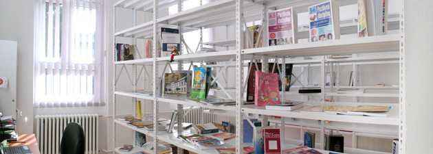 CSU :: Biblioteka